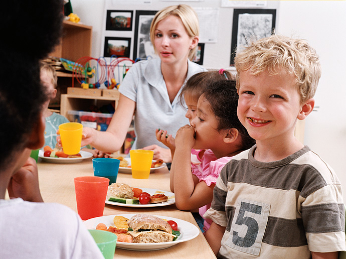 child nutrition program food buying guide
